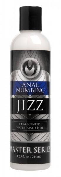 Jizz Cum Scented Desensitizing Lube 8.25 ounces