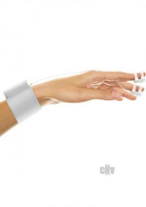 Hello Touch White Fingertip Vibrator