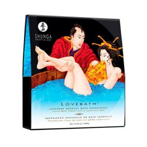 Lovebath Ocean Temptations Bath Gel
