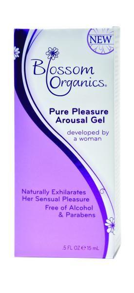 Blossom Organics Arousal Gel .5oz