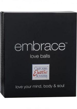 Embrace Love Balls Pink