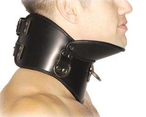Strict Leather BDSM Posture Collar Medium/Large