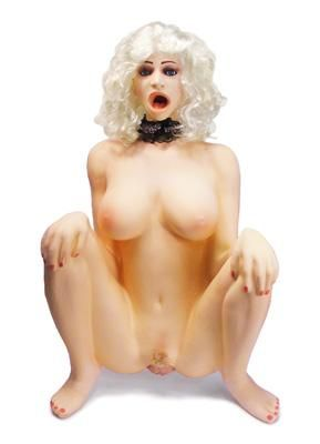 Full Sized Sammy Female Sex Doll