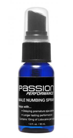 Passion Performance Stamina Spray Maximum Lidocaine