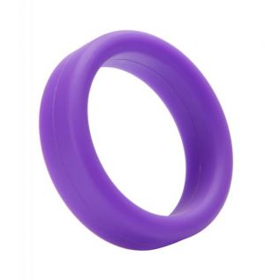 Super Soft 1.5 inches C Ring Purple