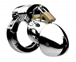 Incarcerator Adjustable Locking Chastity Cage