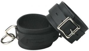 Strict Leather Standard Locking Ankle Cuffs