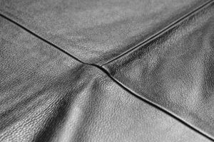 Leather Fitted Sheet - King