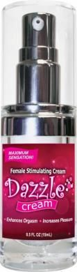 Dazzle Female Stimulating Cream 0.5 fluid ounce