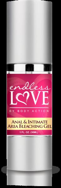 Endless Love Anal & Intimate Area Bleaching Gel 1oz