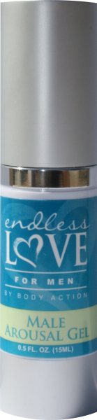 Endless Love For Men Arousal Gel .5oz