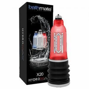 Bathmate Hydromax X20 Hydropump Red Pump