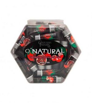 ONatural Tightening Gel 36Pc Fishbowl