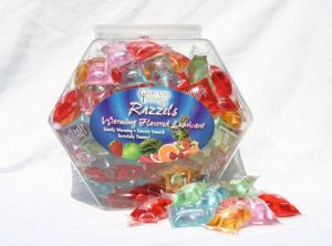 Razzels Assorted Pillow Pak Fishbowl