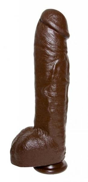 Realistic Bam Giant Suction Cup Dildo
