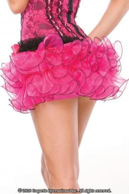 Skirt O/S Fuchsia