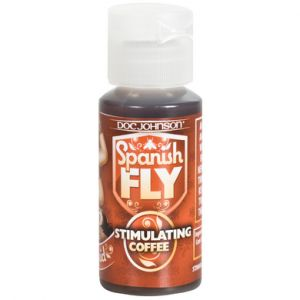 Spanish Fly Sex Drops Stimulating Coffee 1oz