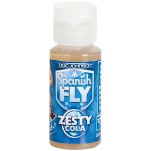 Spanish Fly Sex Drops Zesty Cola 1oz