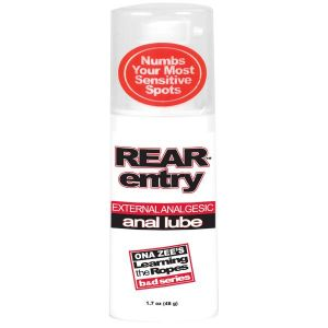 Ona Zees Rear Entry Desensitizing Anal Lube 1.7oz
