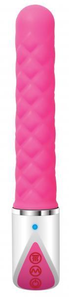 Summer Lovin Warming Vibrator Pink
