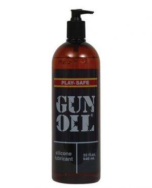 Gun Oil Silicone Lubricant 32oz