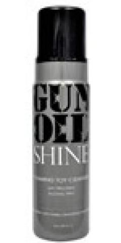 Gun Oil Shine Foaming Toy Cleanser 8 Oz