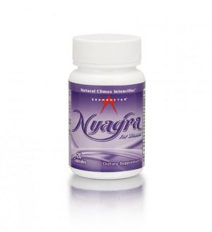 Nyagra Female Orgasm Intensifier 20 Pills