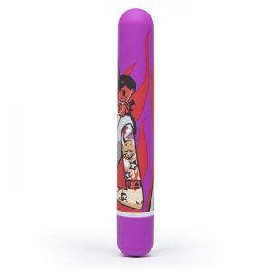 Tokidoki Classic Vibrator Purple Pyro 7 Function