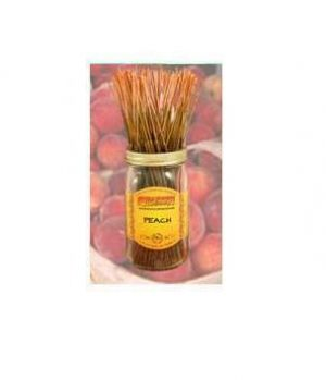 Wildberry Incense Peach 100Pcs