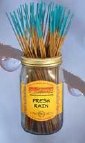 Wildberry Incense Fresh Rain 100Pcs