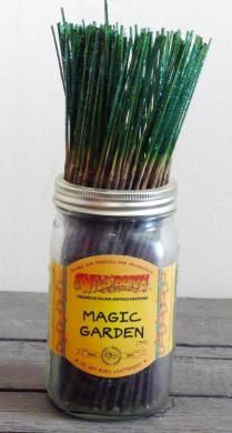 Wildberry Incense Magic Garden