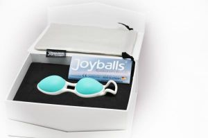 Joyballs Secret Mint/White Kegel Balls
