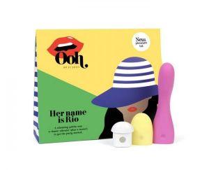 Ooh Her Name Is Rio Pleasure Kit