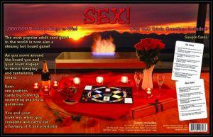 Sex Board Game