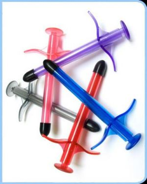 Lube Shooters Mixed Colors