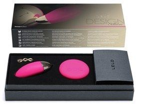 Lyla 2 Wireless Sense Motion Silicone Egg Waterproof - Pink