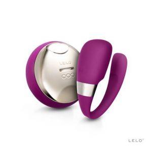 Tiani 3  Couples Massager - Purple