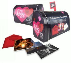 My Love Mailbox Cards