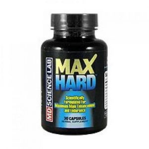 Max Hard 30Pc Bottle