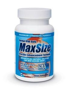 Max Size Male Enhancement 10 Count