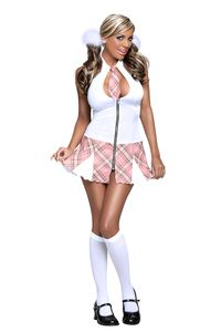 Private School Girl Large