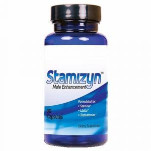 Stamizyn 30 Capsule Bottle