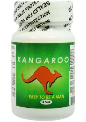 Kangaroo For Him 12 Count Tablets Bottle