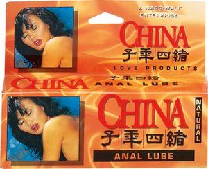 China Anal Lube Natural