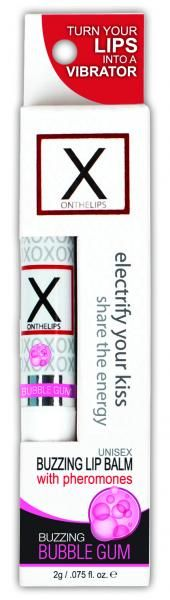 X On The Lips Bubble Gum Lip Balm