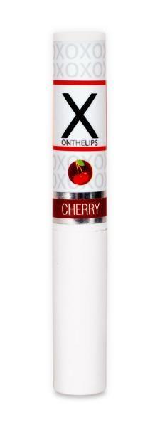 X On The Lips Electric Cherry Lip Balm
