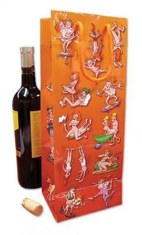 Couples Wine Bag