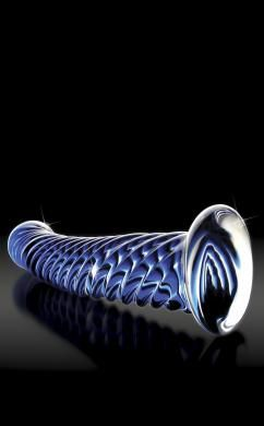 Icicles No 29 Textured Glass Dildo