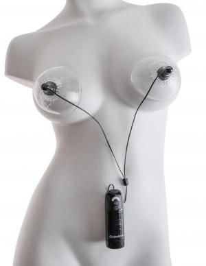 Fetish Fantasy Spinning Nipple Stimulators