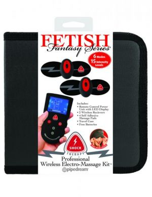 Fetish Fantasy Therapy Electro Massager